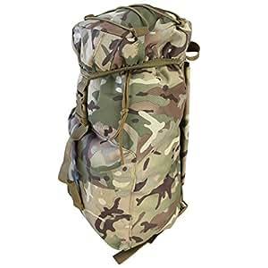 kombat 英国 btp rucksack , British 地形图案,15升