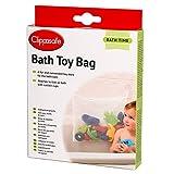 clippasafe 洗澡玩具包