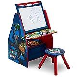 Delta Children 豪华儿童艺术画画架桌凳玩具桌子收纳盒 Nick Jr. PAW Patrol 3test-brizson-282