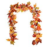 DearHouse 枫叶花环 Maple Leaf Vine-b