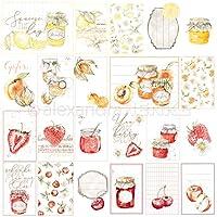 ALEXANDRA RENKE (3PL) Marmalade 纸 30.48 厘米,橙色卡纸,均码