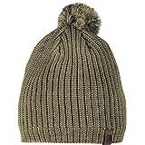 Nitro 雪地板 Borealis '19 编织帽 编织帽 流苏 羊毛无檐帽 女士帽