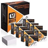 MUTE 运动健身粉笔 - 增加抓力 - 适用于石英、攀岩、体操、功能健身、举重 - *、不染色碳酸镁 - 2盎司(约59.7克)积木