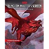 Dungeons & Dragons 龙与地下城 C36870000 角色扮演游戏– 地下城主屏幕化身 – 英文