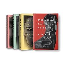 那不勒斯四部曲(套装共4册)