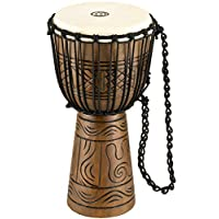 Meinl 打击乐器金杯杯鼓红木-非中国制造-10中号绳索调音山羊皮头,2 年保修(HDJ17-M