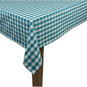 Mood Karo 桌布 颜色:水绿色
