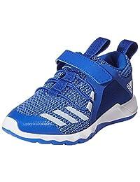 adidas kids 阿迪达斯童鞋 男童 休闲运动鞋 RapidaFlex EL K D97604