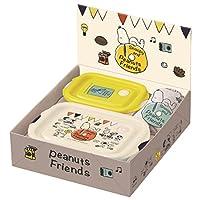 Skater斯凯达 食品容器&湿巾 礼盒套装 1000日元 史努比 PEANUTS 日本制造 SET919