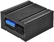 SilverStone Technology 交流电适配器电源SST-NJ450-SXL  SFX-L FANLESS Platinum Modular 450W