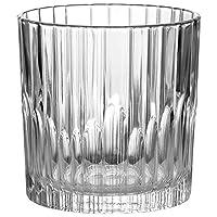 Duralex 法國制造曼哈頓玻璃杯(6 件套),透明 透明 10.87 1057AB06/6