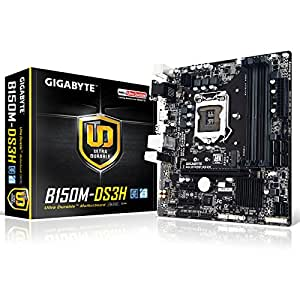 GIGABYTE 技嘉 B150M-DS3H DDR4 (B150M/1151)主板