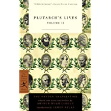 Plutarch's Lives, Volume 2 (Modern Library Classics) (English Edition)