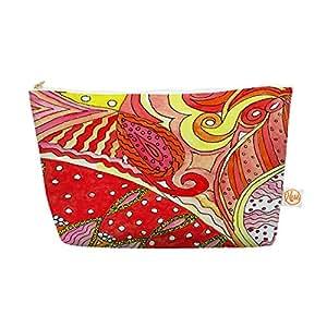 Rosie Brown Kess InHouse Everything Bag 锥形袋,12.5 x 7 英寸漩涡 (RB1005AEP04)