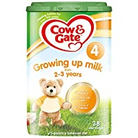 (跨境自营)(包税) Cow & Gate 英国牛栏婴儿配方奶粉4段800g( 2-3岁 )