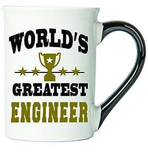 Tumbleweed World's Mugs - 母亲节礼物 Engineer 18 Ounce 5161