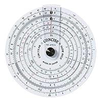 CONCESS 规尺 圆形计算尺 270N