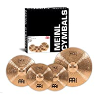 Meinl Cymbals 镲片多种套装 (HCSB141620)