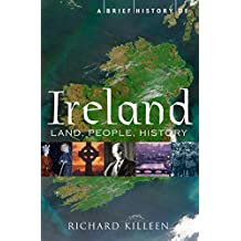 A Brief History of Ireland (Brief Histories) (English Edition)