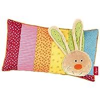 sigikid 彩虹兔子抱枕靠垫
