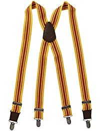 CHEF WORKS 男式 berkeley 条纹围兜围裙背带
