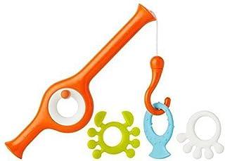 Boon 铸造钓鱼杆沐浴玩具