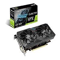 Asus 華碩 NVIDIA GeForce RTX 2070 搭載雙風扇 8G DUAL-RTX2070-O8G-MINI