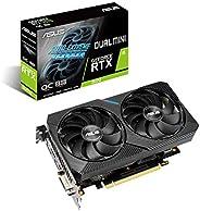 Asus 华硕 NVIDIA GeForce RTX 2070 搭载双风扇 8G DUAL-RTX2070-O8G-MINI