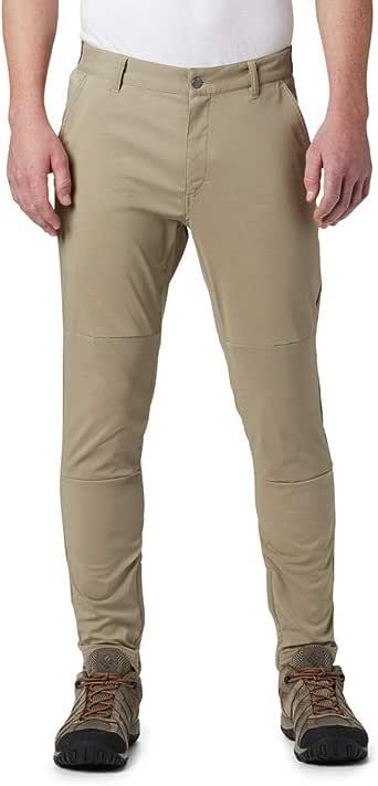 Columbia 女士 Tech Trail 远足裤,防水防污 40 x Long 棕色 183947-239-40 x Long