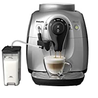 PHILIPS 飞利浦 Saeco 2100 series 家用意式全自动浓缩咖啡机 HD8652/57 (尊享上门开机服务/陶瓷研磨器/可拆卸储奶容器/一键拆卸 轻松清洁/自动打奶泡 花式咖啡轻松享)