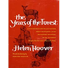 YEARS OF THE FOREST (English Edition)