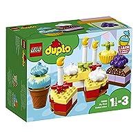 LEGO 乐高  拼插类 玩具  DUPLO 得宝系列 我的第一次庆祝 10862 1½-3岁 婴幼