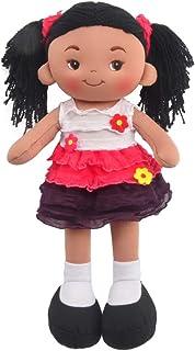 "Linzy 16"" Pink Aissa Doll Soft Rag 毛绒玩具"