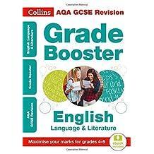 AQA GCSE 9-1 English Language And English Literature Grade Booster for grades 4-9 (Collins GCSE 9-1 Revision) (English Edition)