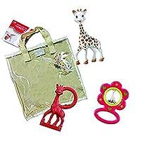 vulli sophie la giraffe cotton 礼品袋 vulli