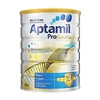 官方直供 | Aptamil 澳洲爱他美 Profutura 白金版婴幼儿奶粉3段 1岁及以上 900g [跨境自营]包邮包税
