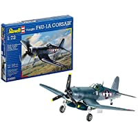 Revell Germany Vought F4U-1A Corsair 飞机模型套件