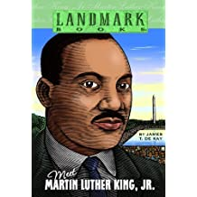 Meet Martin Luther King, Jr. (Landmark Books) (English Edition)