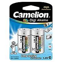 Camelion LR 14 C Baby Digi 碱性电池(2 件装)