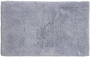 Grund 认证 * 有机棉,防滑浴室垫,Namo Spa 系列 牛仔布色 17-Inch by 24-Inch B2576-1367271