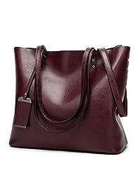 女式 手提包 手提包 手提包 柔软皮革 手提包 单肩包