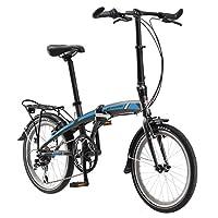 Schwinn Adapt 2 8 速折叠自行车,20 英寸轮子