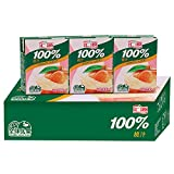 汇源 果汁100% 桃汁200mlx24盒 2019年生产 保质期12个月