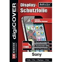 DigiCover Antireflex 屏幕保护膜完美贴合适用于索尼爱立信 Xperia PLAY