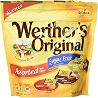 Werther's Original Assorted Hard Candies, Sugar Free, 7.7 Ounce
