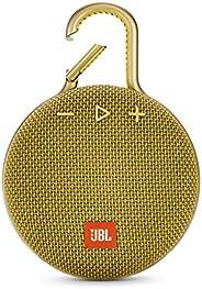 JBL CLIP 3 USB,蓝牙,无线 + 有线,黄色,JBLCLIP3YEL