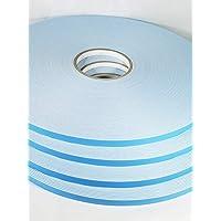 双层玻璃玻璃胶带,DC-PEF06P,宽 0.64cm x 厚 0.95cm x 45.72cm 白色
