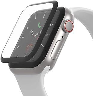 Belkin 貝爾金 Apple Watch 系列 5 屏幕保護膜,Apple Watch 系列 4 屏幕保護膜(邊到邊 Apple Watch 屏幕保護膜44mm)