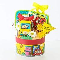 Diaper Cake 纸尿裤 冲浪蛋糕 桑尼敦 GFDC042
