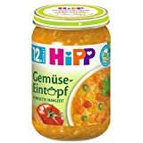 HiPP 喜宝 蔬菜汤,6件装(6 x 250 克)